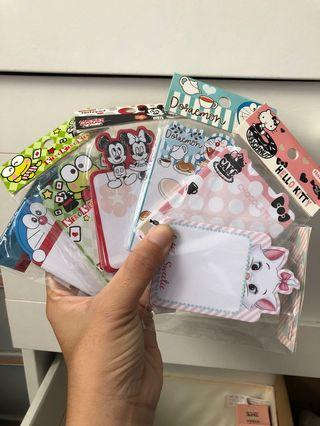 🚚 Assorted notepad
