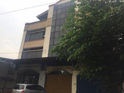 Jual murah ruko. Jl.Kh. Hasyim Ashari, Cipondoh, Tangerang!