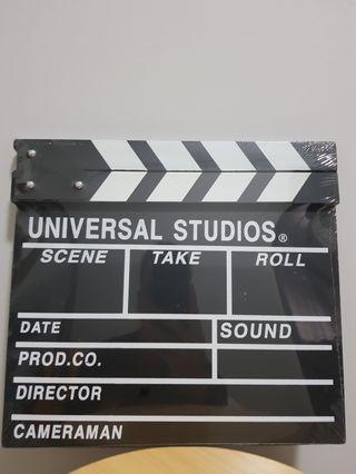 🚚 Movie Clapper Chalkboard