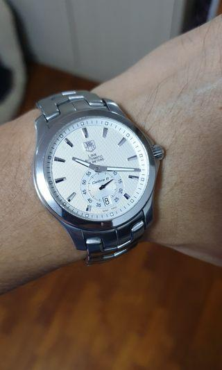 Tag heuer calibre 6 link Automatic