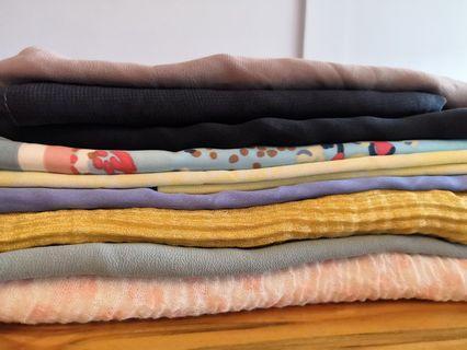 FREE shawls
