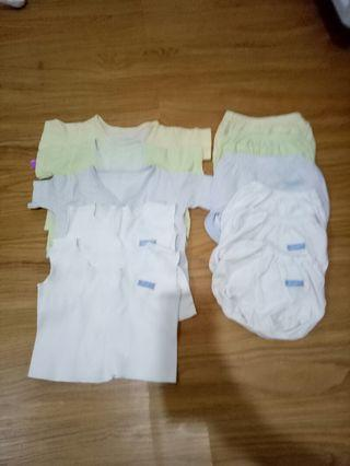 Take all. Baju bayi 0-3bln
