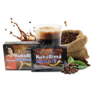 Kukubima Coffee (10kotak)