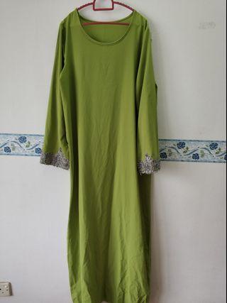 Long Dress / Jubah