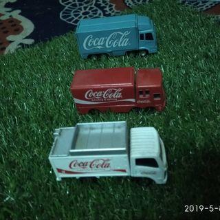 Truk coca cola