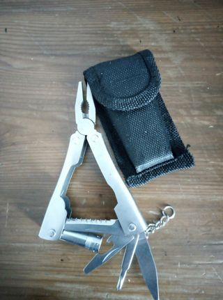 Non-branded Multitool With Fabric Belt Holster