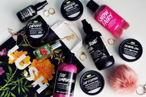 🚚 Lush Products Preorder