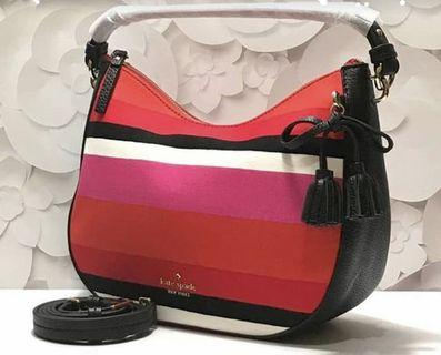 Kate Spade Bag Pink Multi Like New