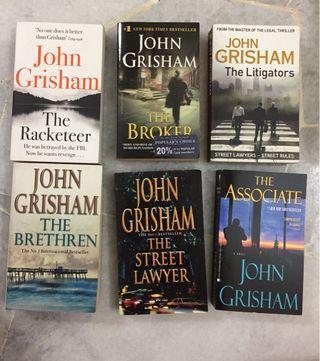John Grisham - 2nd hand books