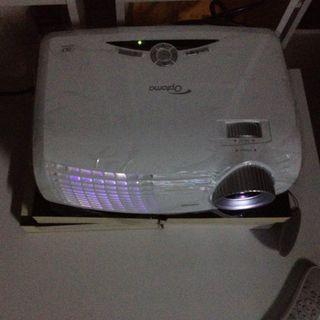 投影機(極新) Optoma奧圖碼 HD25 DLP 3D家庭劇院投影機