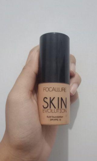 Focallure Foundation Naturan Tan