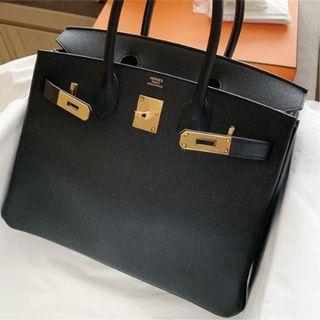 161492d61d8c Hermes Birkin 30 in Black