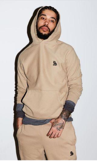 OVO tan hoodie