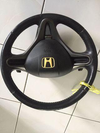 steering honda stream RSZ