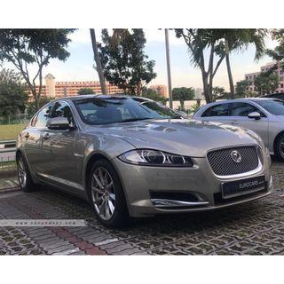 Jaguar XF 2.0 Petrol Luxury Auto