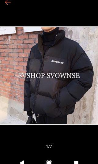 韓國羽絨外套