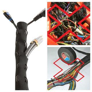 Motorcycle Wire Harness Management Sleeve