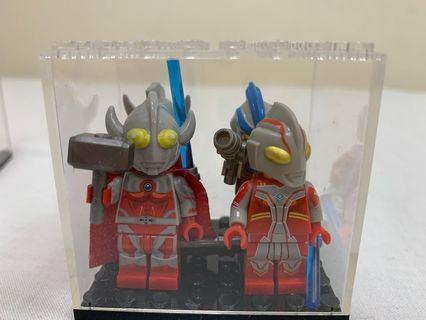 鹹旦超人套裝2(兼容Lego)
