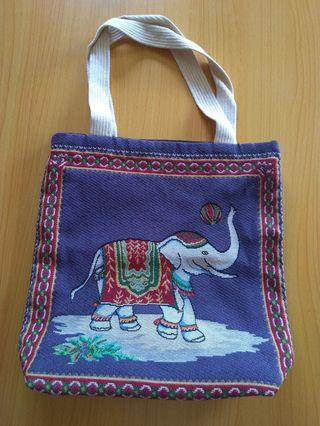 Thailand Embroidered Bag ( Reprice!!!! )