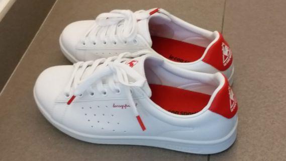 le coq sportif x oriental traffic 白色休閒鞋