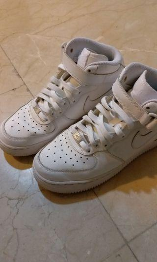 Nike Air force 1 高筒