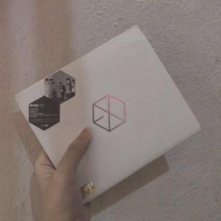 EXO MAMA Album (Korean Ver.)