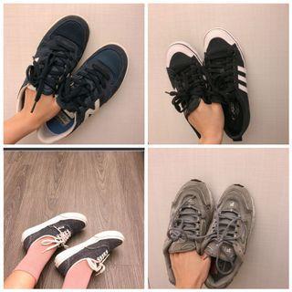 🚚 鞋子們😣adidas/ new balance/fila/ vans