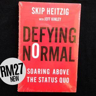Defying Normal: Soaring Above the Status Quo (2015) by Skip Heitzig