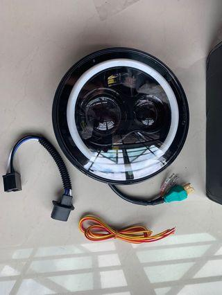 Daymaker style headlamp