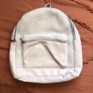 Small Fluffy Backpack #SwapAU