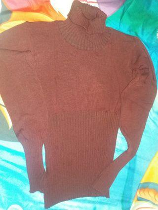 Roundhand Turtleneck Sweater