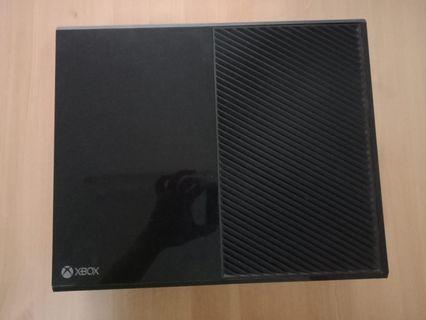 Xbox One Console with FREE Games!