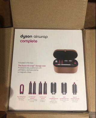Dyson Airwrap!! Brand new in box with receipt.