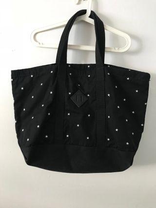 Black Chocoolate Tote Bag