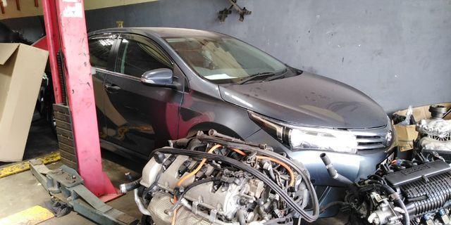 Toyota Altis 1.8G 2016 Used Car