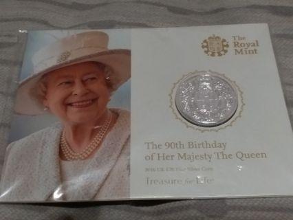 英女皇 Coin