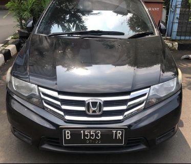 Honda City E 1.5 CVT MULUS