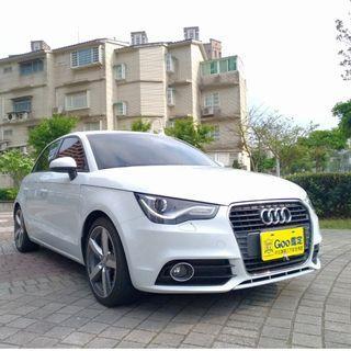 Audi A1 13年1.4 白