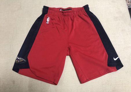 Nike NBA球員版gi 訓練背心短褲套裝 sizeM