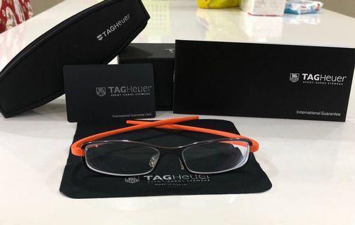 TAGheuer eye wear frame