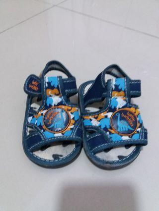 Baby sandle slipper shoe
