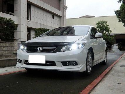 2014年 Honda Civic K14 Vti-S 9h 實車實價