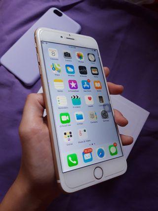 Iphone 6 plus, gold, 16GB mulus
