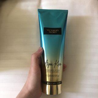 Victoria Secret Aqua Kiss Fragrance Lotion