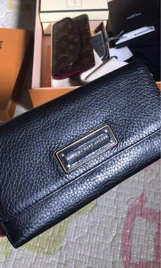 Marc by Marc Jacobs Long Trifold Wallet