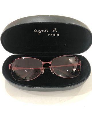 Agnes b sunglasses