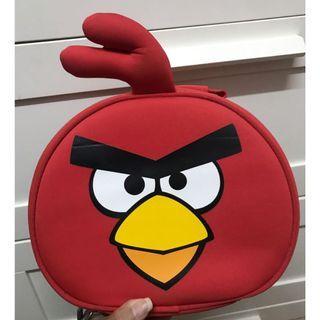 全新憤怒鳥Angry bird 保冷保暖防水錫紙午餐袋cooling/ warm bag