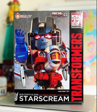 Kidslogic Transformers MN05 Starscream 變型金剛