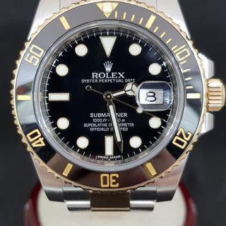 Rolex Submariner (116613LN)