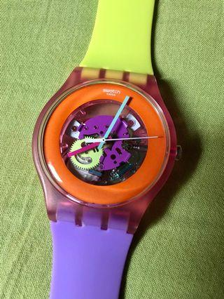 Jam swatch colorful